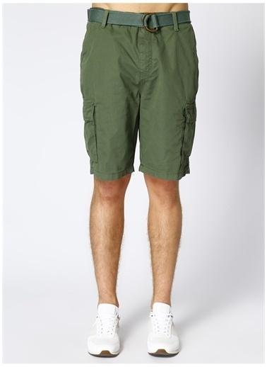 Nautica Nautica Haki Klasik Pantolon Yeşil